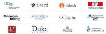 Alcune università partner di Coursera