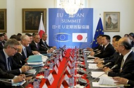 EU-Japan summit