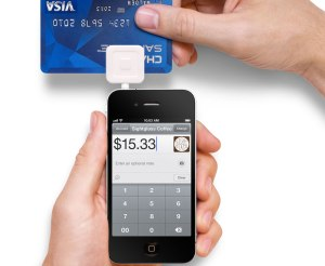 Square - mobile payments