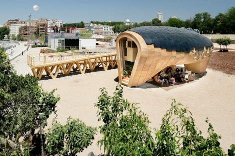 Il progetto FabLabHouse che ha vinto il Solar Decathlon Europe