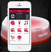 Revolv: hub and smartphone app
