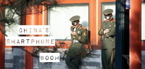 Smartphone boom in Cina cambia il consumatore...a tutti i livelli!