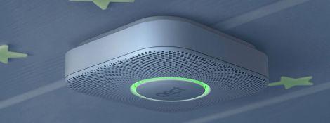 Il nuovo prodotto lanciato da Nest: lo smoke detector. Un passo importante anche nel mercato del contract chiavi in mano