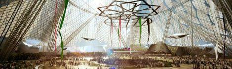 Dubai Expo 2020 rendering