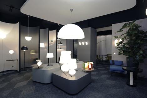 FontanaArte Showroom Milano