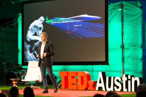 Eric Horovitz (R&D Microsoft) at TEDx Austin, Texas