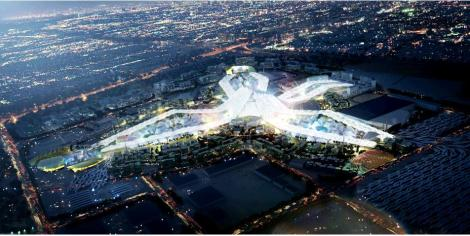 Dubai Expo 2020 rendering 2