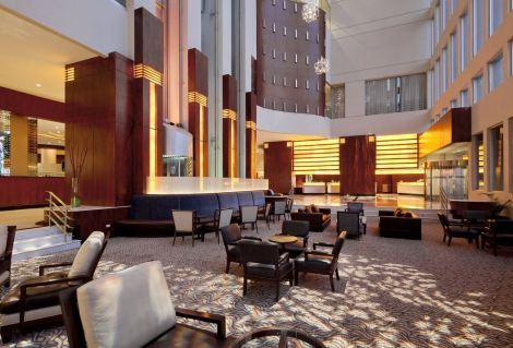 Hilton Colon Hotel - progetto di Perkins Eastman uno dei massimi studi di architettura USA