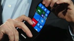 Samsung ed il progetto di smartphone...flessibile!
