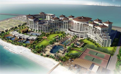 Waldorf Astoria Palm Jumeirah - Emaar group