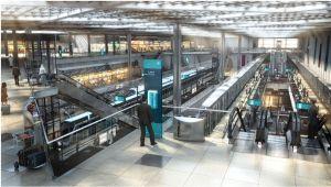 Doha Metro Rendering