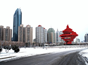 Qingdao city - provincia dello Shandong