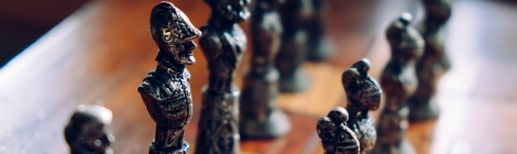 Chess by Lou Levit via Unsplash.com